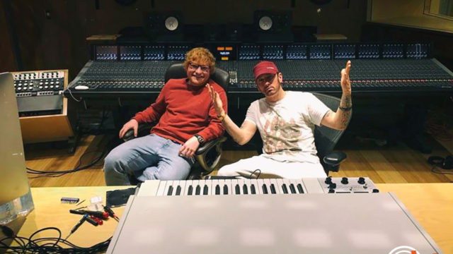 RIVER, IL NUOVO VIDEO DI EMINEM + ED SHEERAN