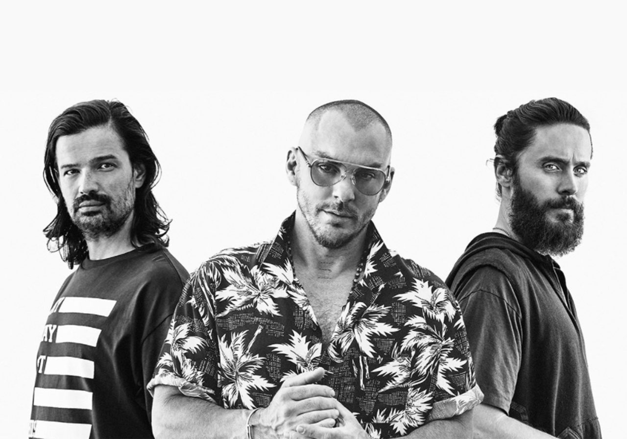 DANGEROUS NIGHT – IL RITORNO DEI THIRTY SECONDS TO MARS