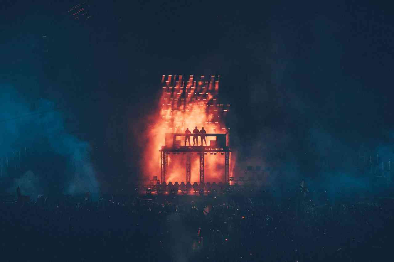SWEDISH HOUSE MAFIA – IL RITORNO (VIDEO MIAMI 2018)