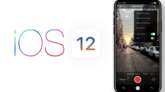 Apple iOS 12 – Come sarà il nuovo iPhone