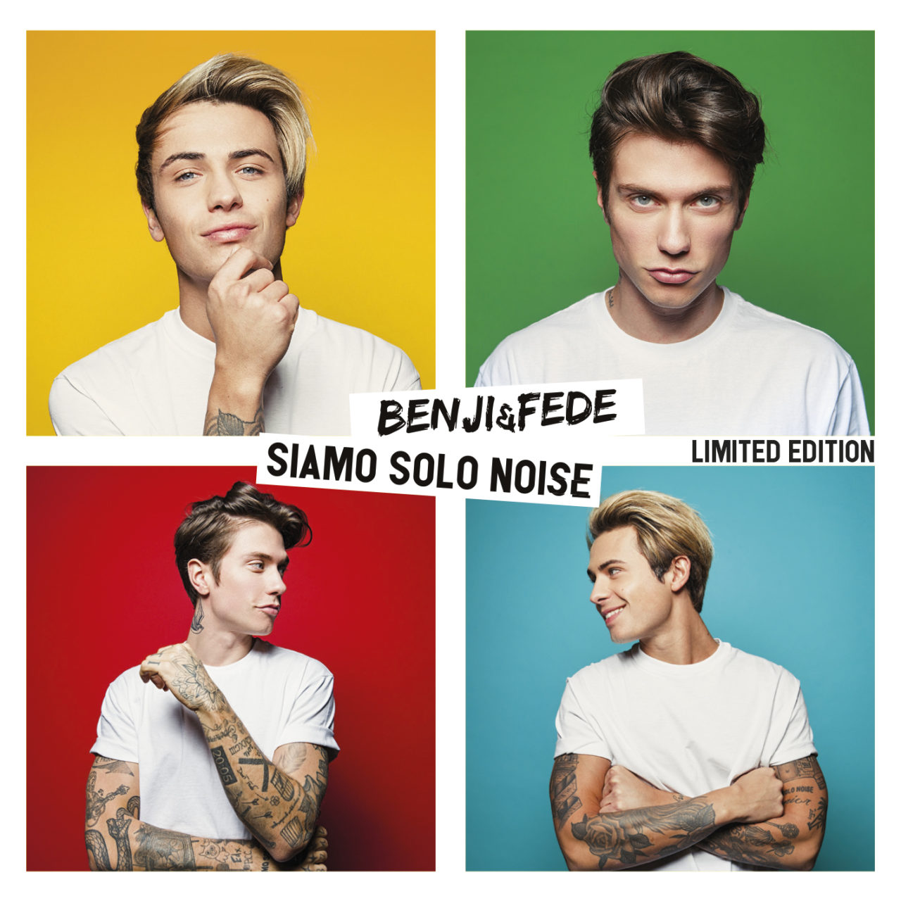 Benji & Fede Siamo Solo Noise Limited Edition