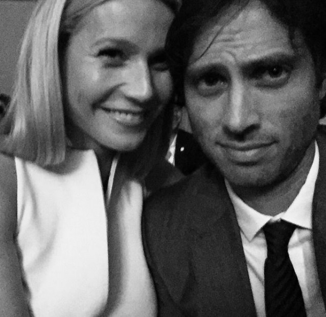 Gwyneth Paltrow matrimonio