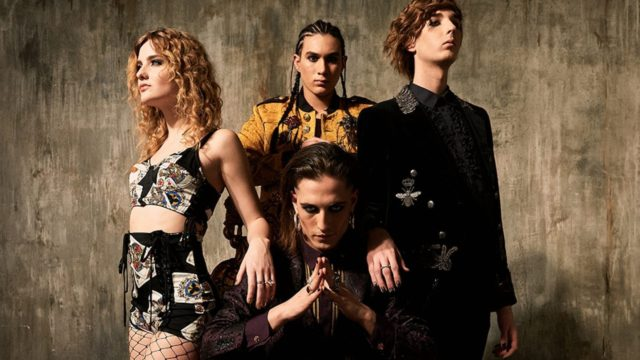 MANESKIN – FEAR FOR NOBODY (NUOVO SINGOLO 2019)