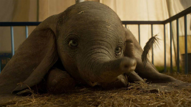 DUMBO IL FILM (GUARDA IL TRAILER)