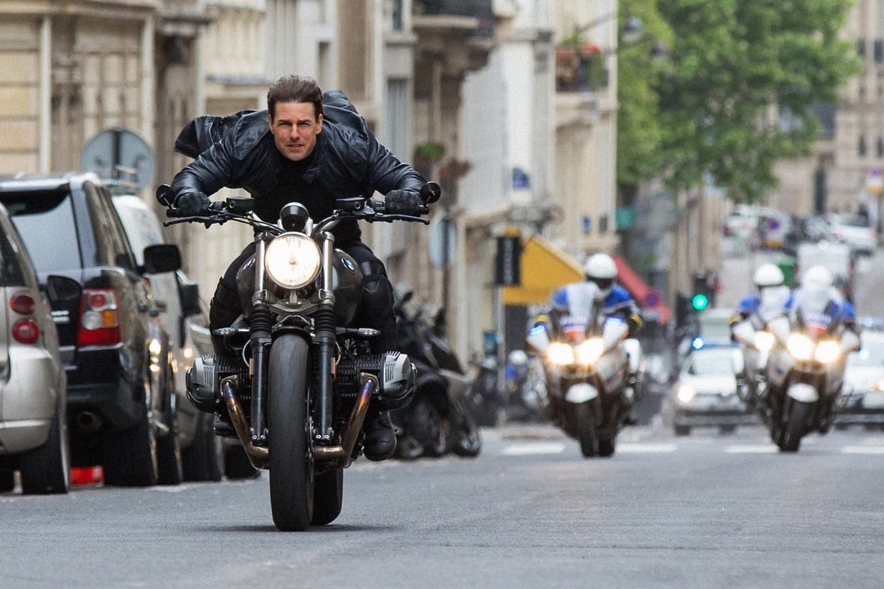 TOM CRUISE ARRIVA A ROMA! GIRERÀ IL NUOVO FILM DI MISSION IMPOSSIBLE