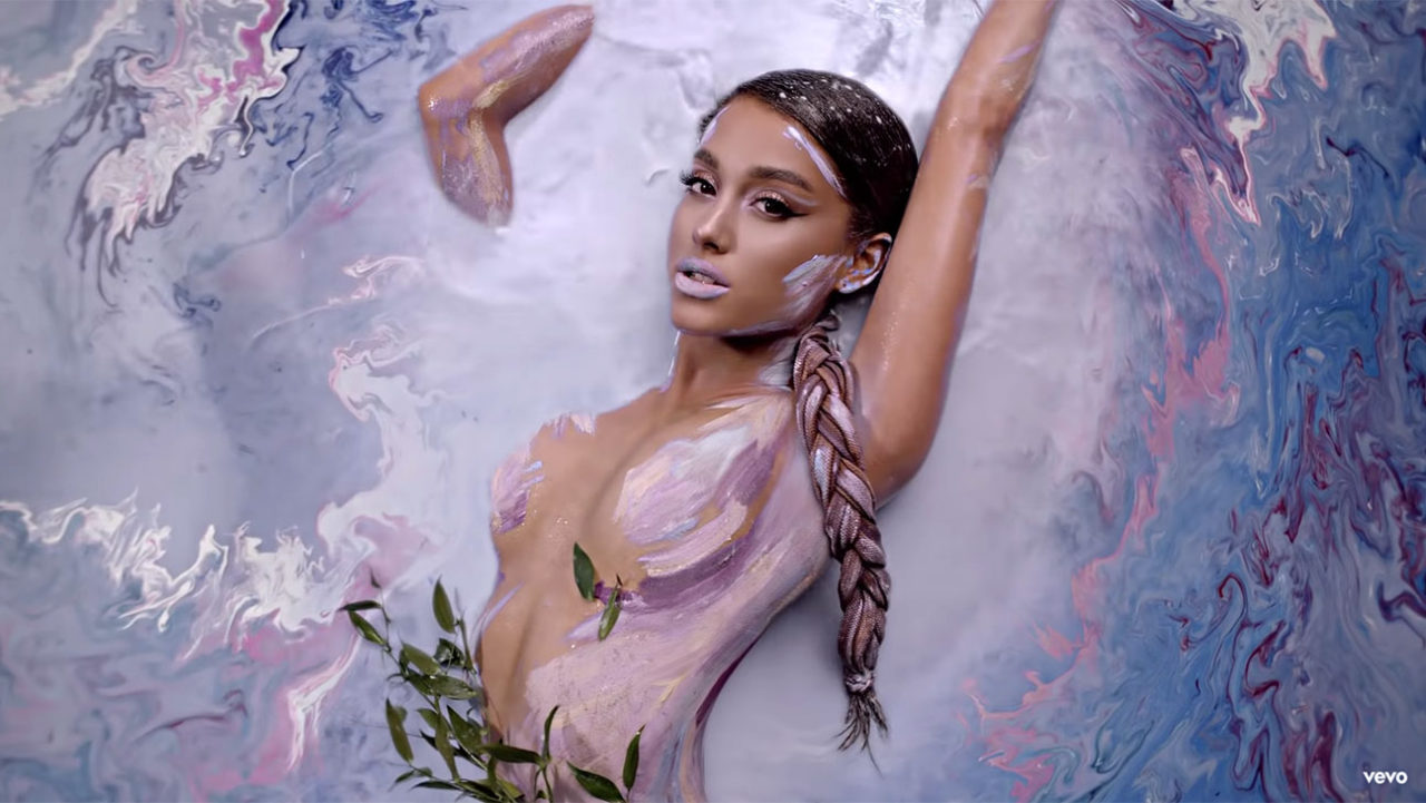 ARIANA GRANDE – GOD IS WOMAN (IL NUOVO VIDEO DA VEDERE)