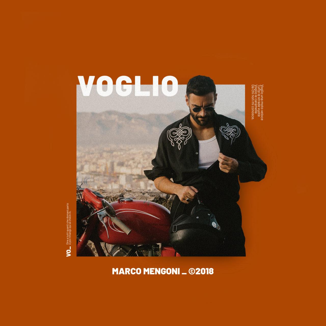 MARCO MENGONI VOGLIO – TOUR 2019